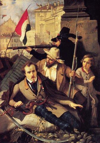 Failed Italian Revolt of 1830