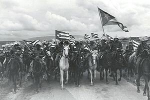 Revolución cubana (CUBA)