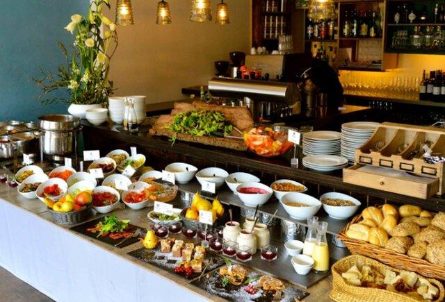 Restaurantes vegetarianos: