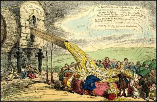 The British Reform Act of 1832