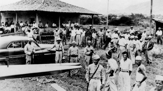Golpe del 1954 (GUATEMALA)