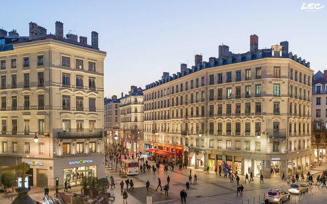 La Rue de la République
