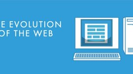 Evolucion De La WEB. timeline
