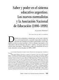 1886 - ASOCIACION NACIONAL DE EDUCACION:
