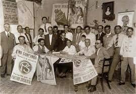 1896 - FUNDACION DEL PARTIDO SOCIALISTA
