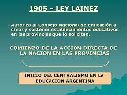 1905 - LEY 4874 LAINEZ