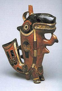 su centro ceremonial es cahuachi