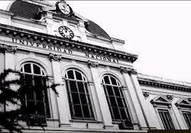 1914 - FACULTAD DE CIENCIAS DE LA EDUCACION EN LA UNIVERSIDAD DE LA PLATA
