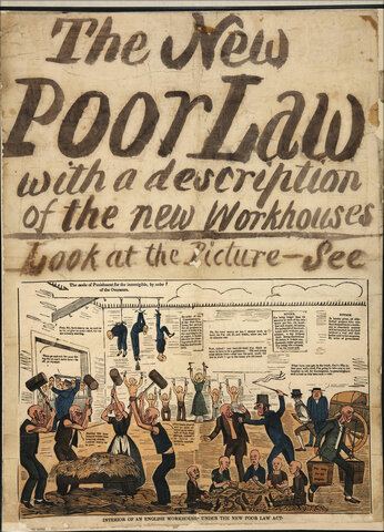 The Poor Laws of 1834