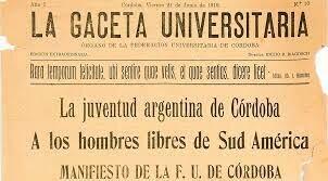 1885 - LEY UNIVERSITARIA (AVELLANEDA)