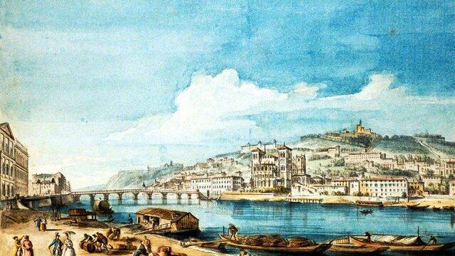 Lyon s'appellait Lugdunum