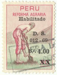 Reforma Agraria (PERÚ)