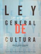 Ministerio de Cultura y Ley 397 de 1997