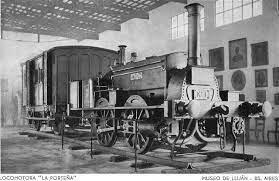 Se inaugura Ferrocarril del Oeste.