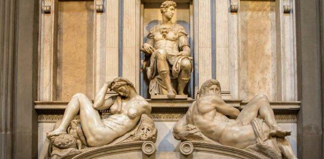 Medici's tomb