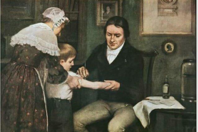 Descubrimiento de la primera vacuna