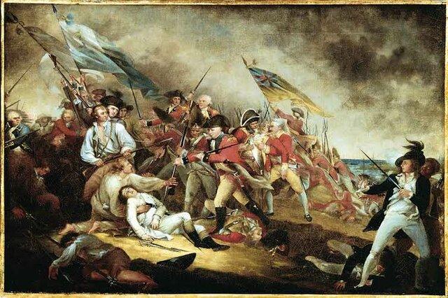 Guerra de Independencia de Estados Unidos