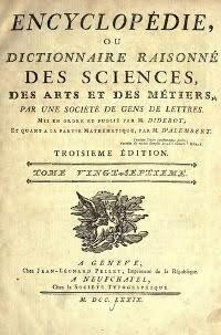 Primera enciclopedia