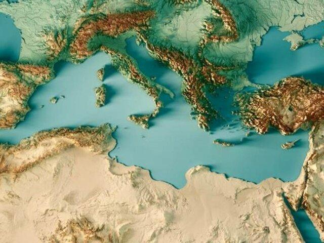 El mediterráneo (1791)