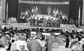 I Congreso de pedagogía.