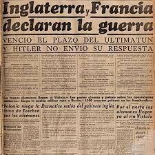 Aliados le declaran la guerra a Alemania