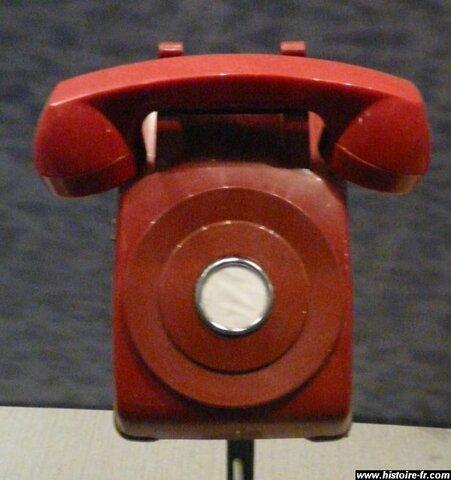 El telèfon Vermell