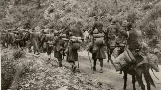 Invasión de Grecia