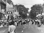 Detroit Riots Begin
