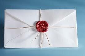 Carta sellada