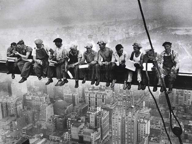 Crisis económica y paro obrero.