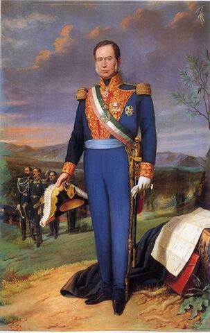 Dictadura de Santa Ana