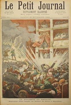 Bomba del Liceo.