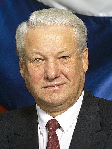 RUS / Borís Yeltsin (1991-1999)
