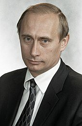 RUS / Vladímir Putin (1999-2008)