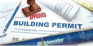 Apply for and obtain a building permit