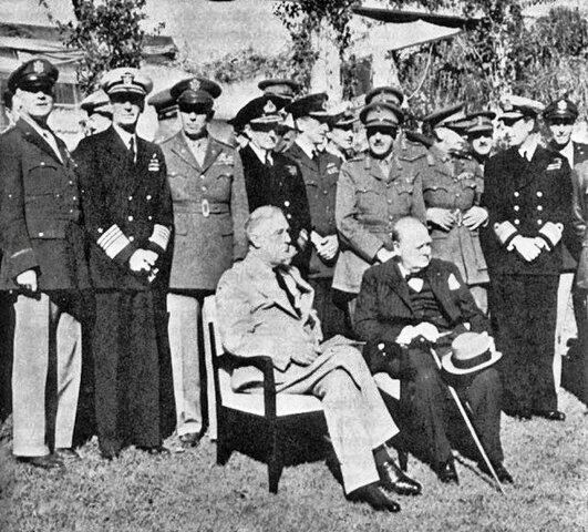 Conferencia de los aliados