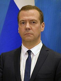 RUS / Dmitri Medvédev (2008-2012)