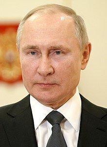 RUS / Vladímir Putin (2008-ACT)