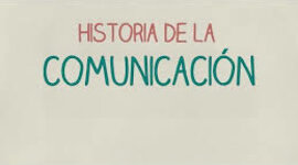 HISTORIA DE LA COMUNICACION timeline