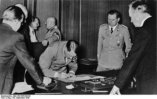 Pacto de Múnich