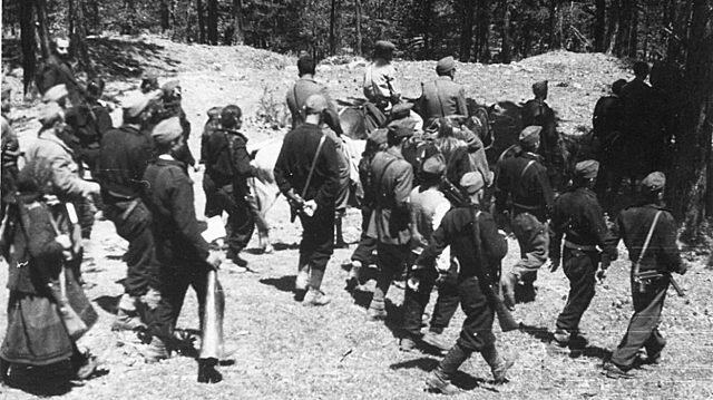 La guerra civil griega, la doctrina Truman y la Guerra Fría