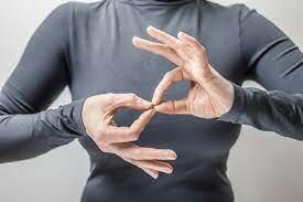 Lenguaje de señas, primer libro.