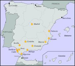 Quema de conventos en Madrid.