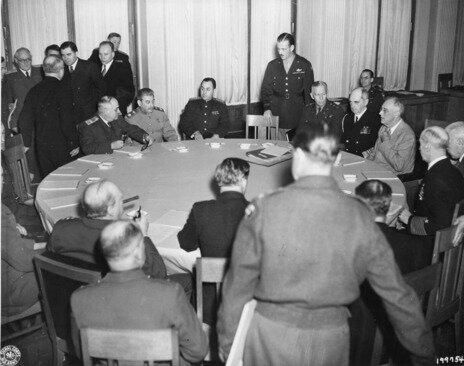 Tercera conferencia de los aliados