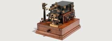La telegrafía eléctrica