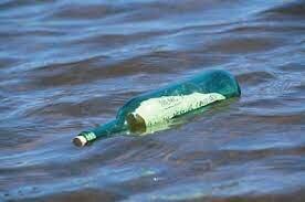 Botellas mensajeras