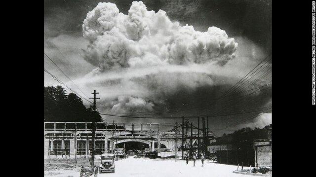 Bomba nuclear en Hiroshima