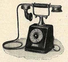 La telefonía manual y automática
