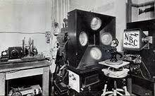 Primera Grande red local de radiodifusión
