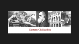 Most Important Western Civilization Events timeline